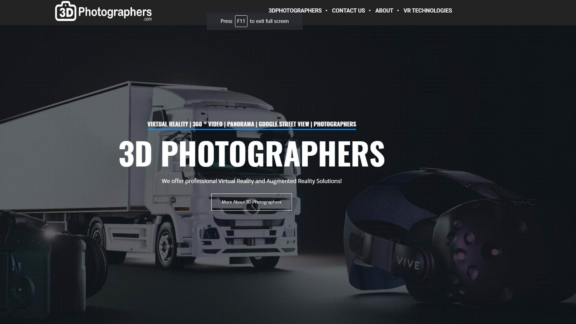 3d photographers