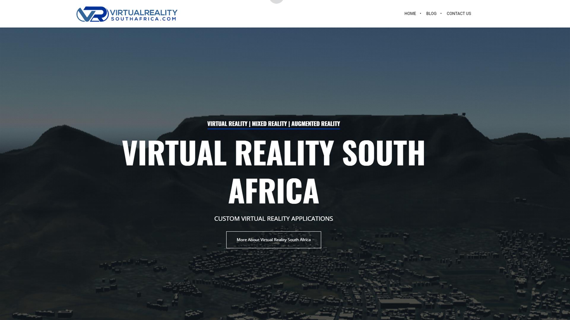 virtual reality johannesburg
