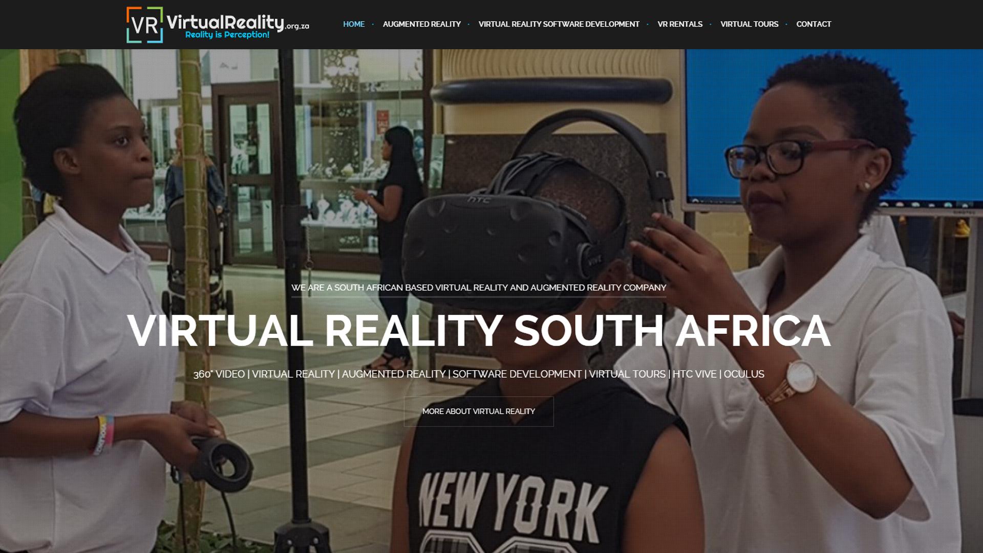 virtual reality organization
